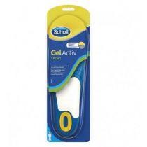 Soletta GelActiv Sport Uomo ideale per chi pratica attività sportiva - Scholl