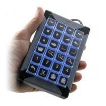 Tastiera Programmabile Per Pc X Keys 24 Tasti Usb