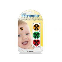 Termometro Adesivo per bambini Fever Monitor 48 Ore - 10 Blister da 3 Pezzi