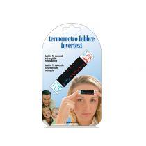 Termometro Frontale a cristalli liquidi Fever Test - Blister