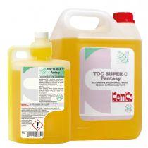 Toc Super C Fantasy Detergente Professionale Superconcentrato