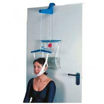 Dispositivo per trazione cervicale a porta