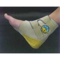 Supporto per Caviglia con Chiusura a Velcro + Talloniera Mod. Cheetahs - Tuli'S
