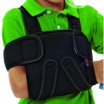 Tutore spalla gomito imbottito per bambini - Gibaud