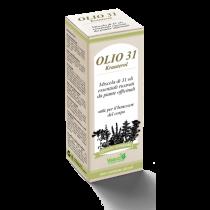 Olio 31 Krauterol 100 Ml - Rinfrescante, Rivitalizzante, Tonificante e Balsamico
