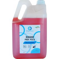 Detergente A Schiuma Per La Pulizia Di Pavimenti Rimane Prof Pesca 5000 ml