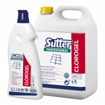 Detergente Igienizzante Clorogel Igienizzante Flacone 1000 ml