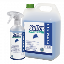 Detergente Per La Pulizia Di Tutte Le Superfici Plural Plus 500 ml