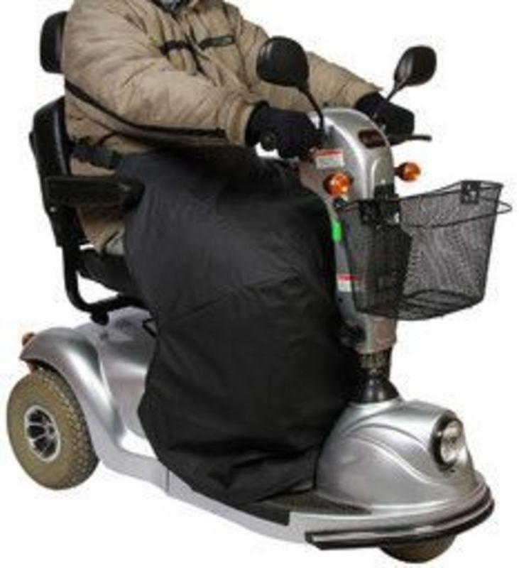 Mantellina termica copri gambe per scooter