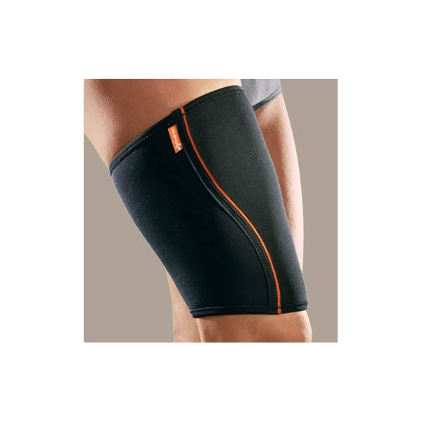 Supporto coscia AirX traspirante per contratture muscolari della coscia - mioFIT33