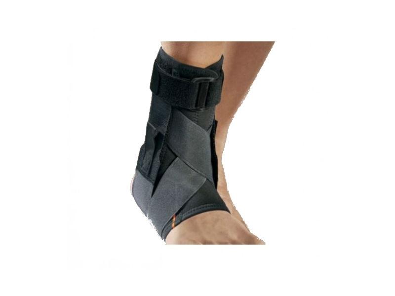 Cavigliera con tiranti di stabilizzazione per tendinopatie acute - malleoFIT81
