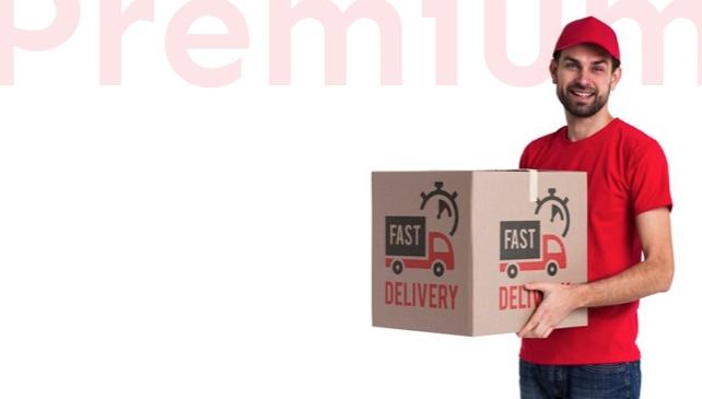 Delivery Premium Box
